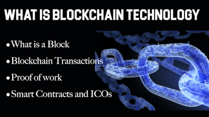 What is Blockchain Technology - Definition