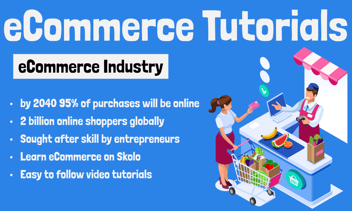 eCommerce Website Tutorials